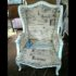Kursi Wing Chair Modern
